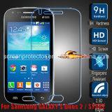 SamsungギャラクシーSデュオのための緩和されたガラススクリーンの保護装置2 S7582