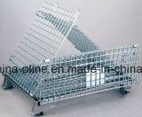 鋼鉄金属線の網のバスケット