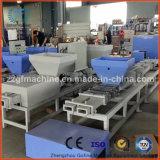 Sägemehl-hölzerner Ladeplatten-Block, der Maschine herstellt