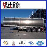 Adr-PUNKT Saso DiplomAl5454 42000 Liter Aluminiumtanker-Schlussteil-