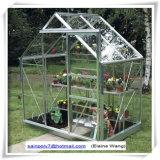 Serra del giardino della tenda del fungo
