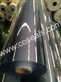 Ясное заволакивание стола PVC в крене