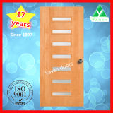Alta qualità Wood Skin Door (portello di legno con vetro)