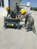 Machine automatique de plâtre de mur de haute performance de Chenggong