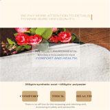 セリウムGSの証明書が付いている洗濯できる総合的なウール電気熱くする毛布