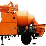 De concrete Pompende Concrete Mixer Jbt30 van de Capaciteit 30m3/H met Pomp