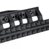 Befestigte in voller Länge Optikschiene Ak-307 25.4mm 30mm die jagenschiene