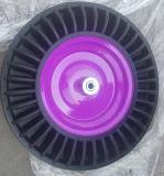 16 بوصات خاصّة أسلوب [سون-فلوور] مطّاطة مسحوق عجلة
