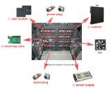 低い電力の消費とのLEDの壁SMD/DIPの技術の外のP10