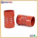 Tubo flessibile complicato del silicone del dispositivo di raffreddamento di aria della carica delle 3 pieghe