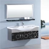 棚が付いている新しいデザインステンレス鋼の壁の浴室用キャビネット