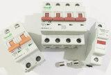 Sistema Solar PV 600V 1000V Mini Disjuntor MCB