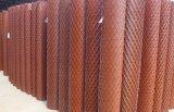 Engranzamento de fio expandido da cor vermelha com preço de fábrica