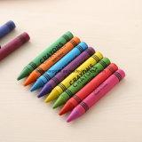 Venta caliente multicolor lápiz de cera
