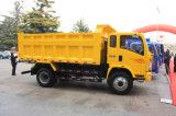 Sinotruk HOWO 4X2 266HP 팁 주는 사람 트럭
