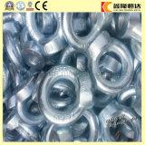 Augen-Muttern M5 der Qualitäts-ISO9001 AISI316 anhebende des Edelstahl-DIN582