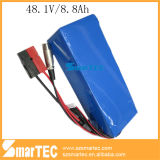 48V 8.8ah Lithium Battery Pack voor 750W Electric Bike