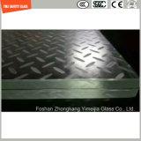 blanc de 4.38mm-52mm/gris clair/bleu/jaune/PVB en bronze, verre feuilleté de Sgp avec le certificat de SGCC/Ce&CCC&ISO pour la balustrade, opération d'escalier, frontière de sécurité