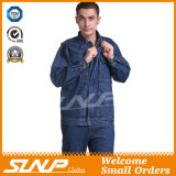 Blue Work Wear Jacket para venda / Navy Blue Workwear Jacket Uniform