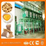 La faible consommation d'énergie a conçu la ligne de fraisage de la farine de blé 50t/D