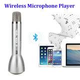 Populärer K068 Hand-KTV drahtloser Bluetooth Mikrofon-Karaoke-Spieler, Smartphone Mikrofon