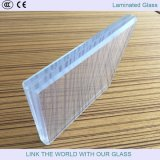 Aangemaakt Glas in Gelamineerd Glas voor de Bril van de Veiligheid