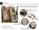 Китай сделал застекленной двойником древесиной дуба французское окно Casement