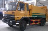 LHD & Rhd 12-15 Ton van de Samengeperste Vuilnisauto voor Verkoop