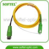 Mini CATV nodo pasivo óptico de fibra de FTTH