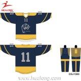 Preiswerter Preis mit Qualitäts-Sublimation-Eis-Hockey Jersey