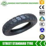 3.75-12 Motorrad-Gefäß-schlauchloser Gummireifen-Reifen