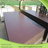 madera contrachapada Shuttering hecha frente película impermeable de 1220X2440X12m m en Linyi
