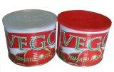 Pasta de tomate preliminar concentrada dobro do ingrediente de 2200 G (tipo do OEM) para a venda por atacado