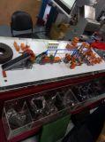 폐기물 기계를 만드는 타이어에 의하여 이용되는 타이어 고무 분말