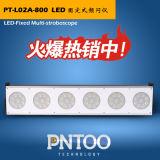 マルチ固定LEDの誘導の回転速度計のストロボスコープ