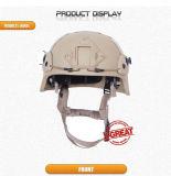Mich 2000の弾道ヘルメットとの