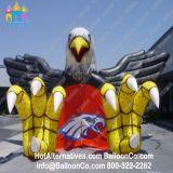 Подгонянные случаи рекламируя раздувной тоннель орла