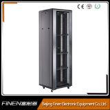Het vrije Permanente 42u Kabinet van het Rek van de Server van het Netwerk van de Deur van het Glas