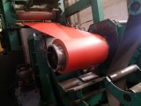 Les bobines en acier galvanisées enduites d'une première couche de peinture/couleur ont enduit la bobine en acier dans 0.145mm