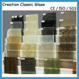 薄板にされたワイヤーで縛られたガラスを絶縁する4-6mmのゆとりの安全Windows