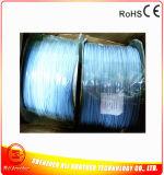 Collegare del riscaldamento della gomma di silicone del diametro 5mm 110V 20W/M