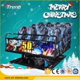 Parque de diversão Home popular 3D 4D 5D 6D 7D Cinema Cinema Equipamento de teatro