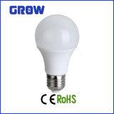 Heiße Fühler-Leuchte des Verkaufs-A60 Plastic&Al LED