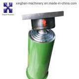 Mini tipo cilindro hidráulico del vaciado para el carro
