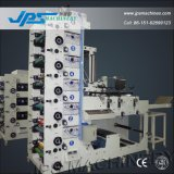Auto-Adhesive Sticker Label Printing Press di Jps480-6c-B 480mm Six-Colour