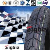 Neumático sin tubo de la motocicleta 90/90-18 de la rueda del fabricante 3 de China