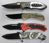 Couteau de Camping d'Acier Inoxydable (SE-106)