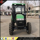 Optional Implementsの4*4車輪Drive 50HP Mini Tractor Map504
