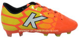 Bottes du football d'enfant de chaussures du football d'enfants (415-5464)