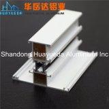 Sistema de isolamento térmico Perfil de extrusão de alumínio revestido em pó